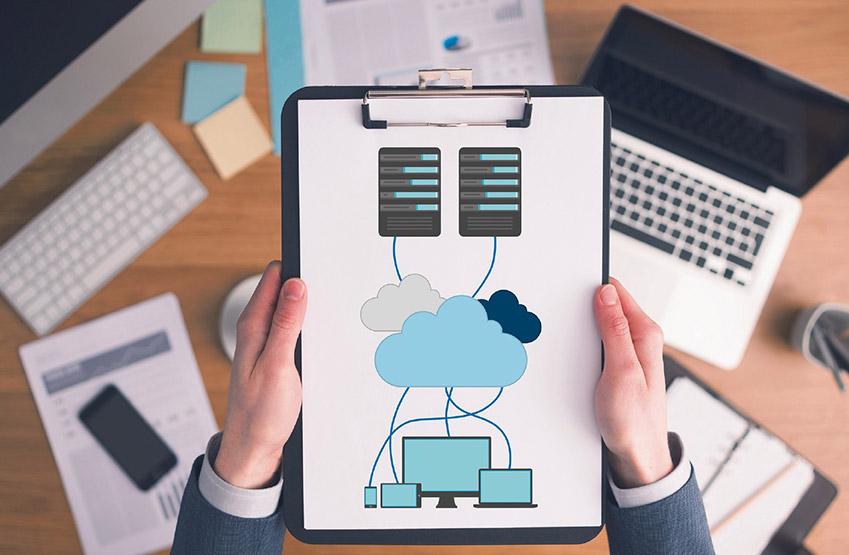 Arbeitsplätze in der Cloud